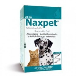 Naxpet Suspension