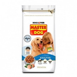 Alimento Master Dog Pollo...