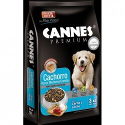 Alimento Cannes Cachorro  18kg